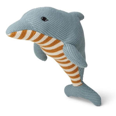 Liewood Diver Teddy | Dolphin Sea Blue