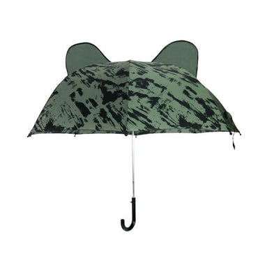 VanPauline Kinderparaplu Bear Green Distress