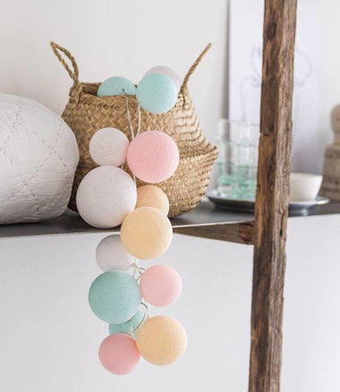 Cotton Ball Lights Lichtslinger 20 stuks - Premium Lovely Sweets