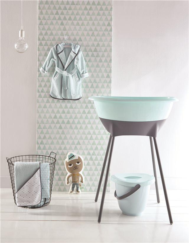 Luma Badje Misty Mint - DE GELE FLAMINGO - 3
