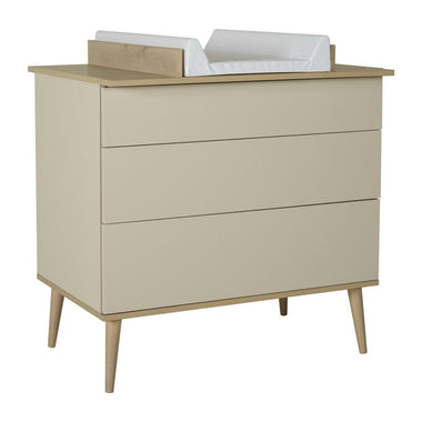 Quax Flow Commode I Clay & Oak