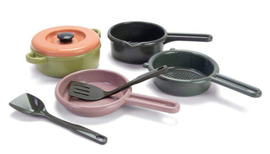 Dantoys Bio Pot Pan Set 7 stuks