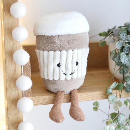 Jellycat knuffel Amuseable Coffee To Go
