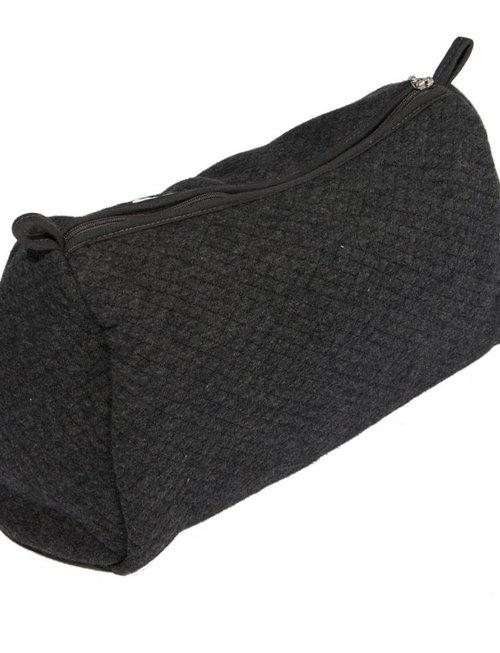 Les Rêves d'Anaïs Toilettas Quilted Anthracite