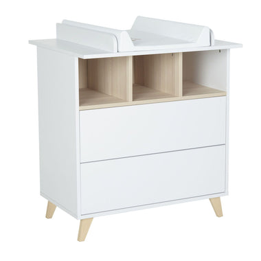 Quax Loft Extensie Commode I White