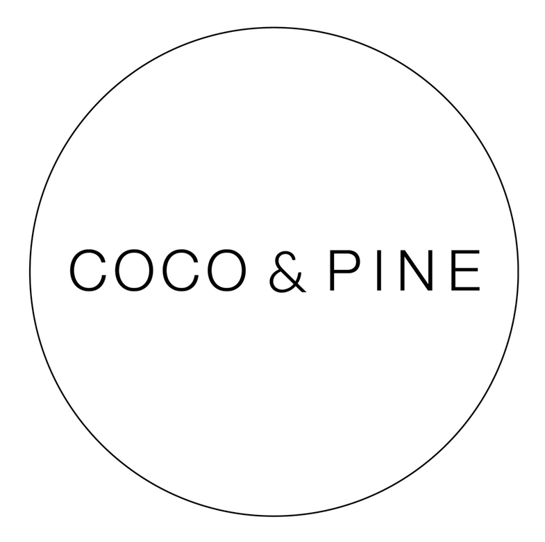 Coco & Pine toilettas - Connecting the dots