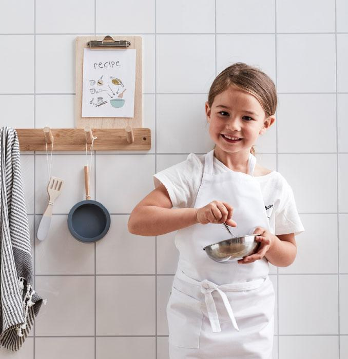 Kid's concept keuken set Chef Bistro