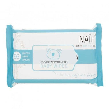 Naïf Eco Friendly Bamboo Baby Wipes