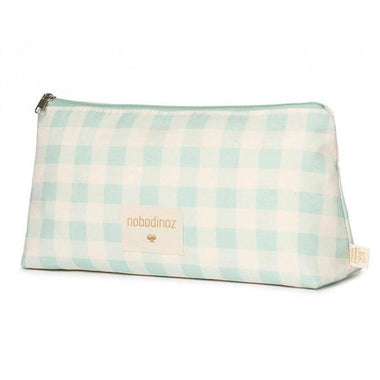 Nobodinoz Pencil Case Large | Opaline Vichy