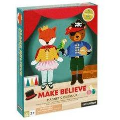 Petit Collage Magneet set Dress up | Make Believe