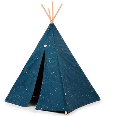Nobodinoz tipi Phoenix - Gold stella/Night blue