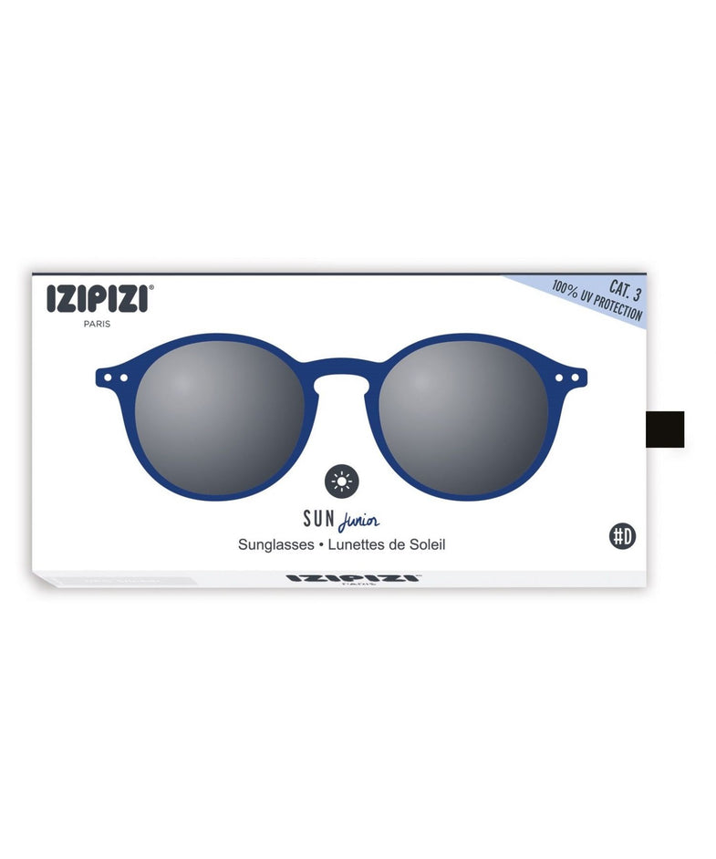 Izipizi Junior #D Zonnebril 3-10 jaar | Navy Blue