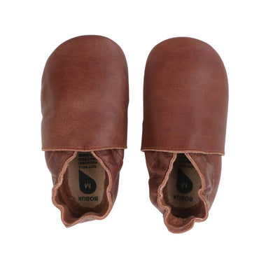 Bobux Soft Soles Simple Shoe | Toffee