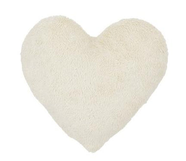 Cotton & Sweets Kussen - Boho heart Vanilla