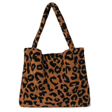 Studio Noos Mom Bag | Leopard Brown