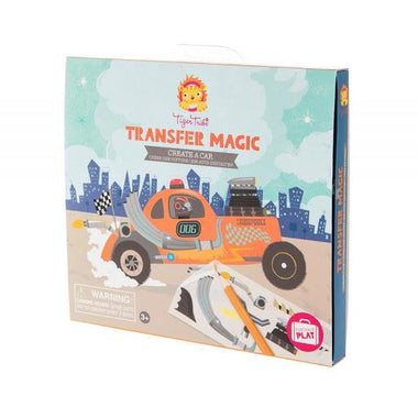 Tiger Tribe meeneem Transfer Magic | Create A Car