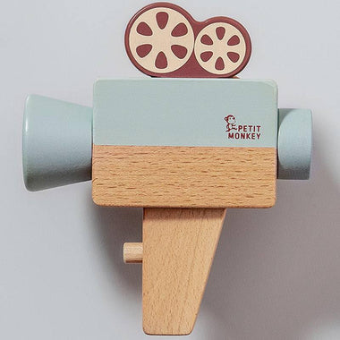 Petit Monkey Houten Film Camera