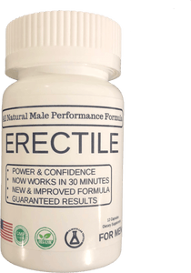 Erectile Male Sex Enhancement Le Pepa High Grade Pills Helps Libido / Dysfunction 12 Caps Pharma Strength - RealDealPacks