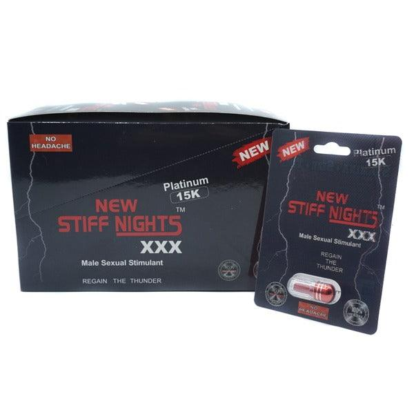 New Stiff Nights – 24 Counts Per Box - RealDealPacks