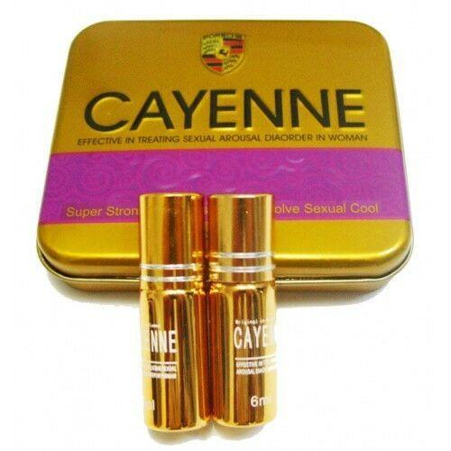 Cayenne Aphrodisiac Female Enhancment Drink - RealDealPacks