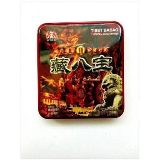 Tibet Babao Sex Pills Chinese traditional Erectile medicine - RealDealPacks