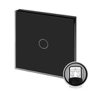 Crystal PG Touch & Remote Light Switch 1 Gang