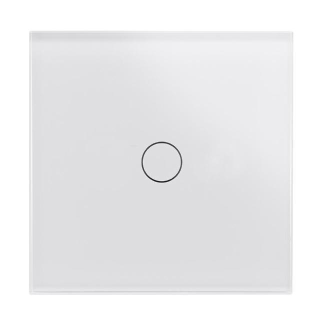 Crystal PG Wirefree Touch Light Switch 1 Gang