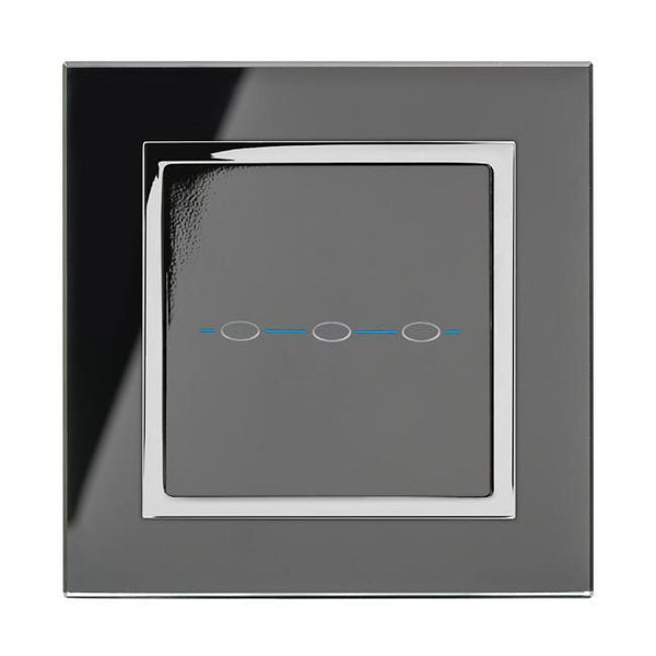 Crystal CT 3 Gang Touch Light Switch