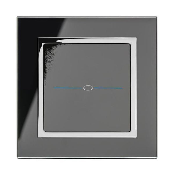 Crystal CT Wirefree Touch Light Switch 1 Gang
