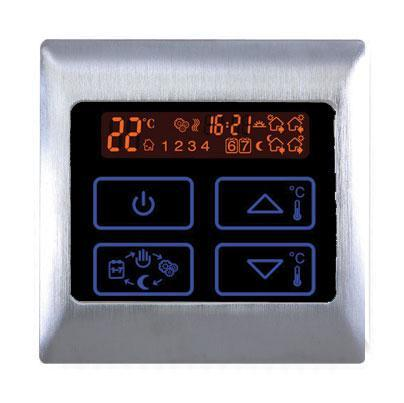 Boutique Underfloor Heating Electric Touch Thermostat 16A - HV2000