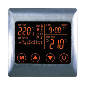 Boutique Underfloor Heating Electric Touch Thermostat V2 16A - HV2000L8