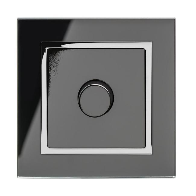 Crystal CT 1G Rotary LED Dimmer Switch 2 Way