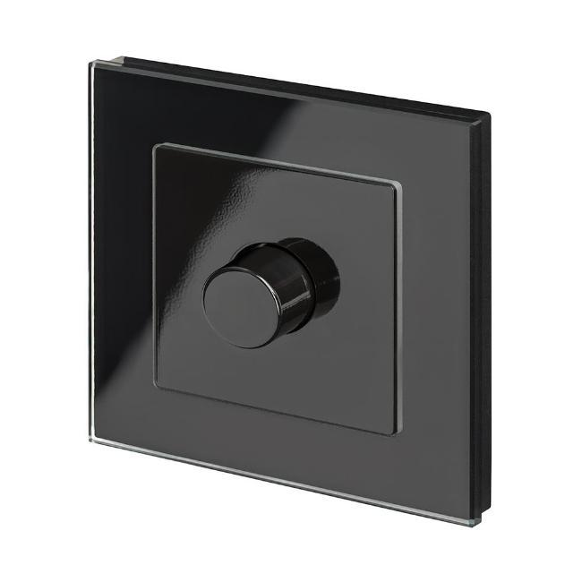 Crystal PG 1G Rotary LED Dimmer Switch 2 Way