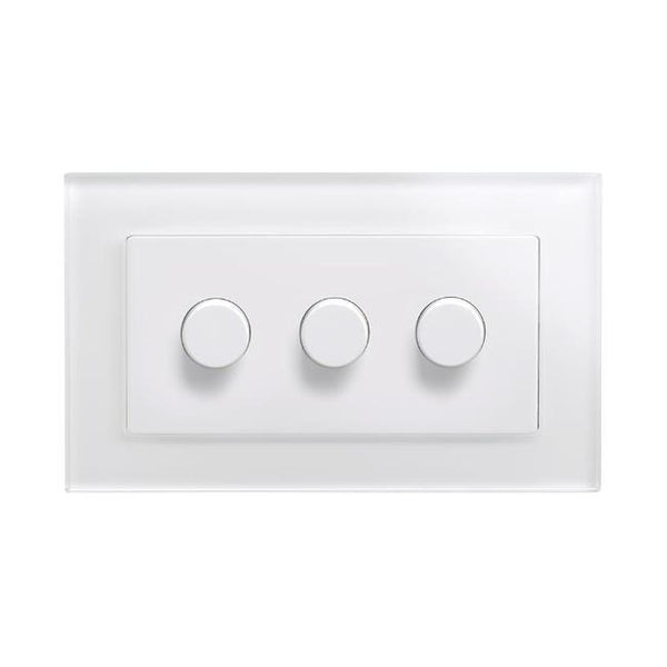 Crystal PG 3G Rotary LED Dimmer Switch 2 Way