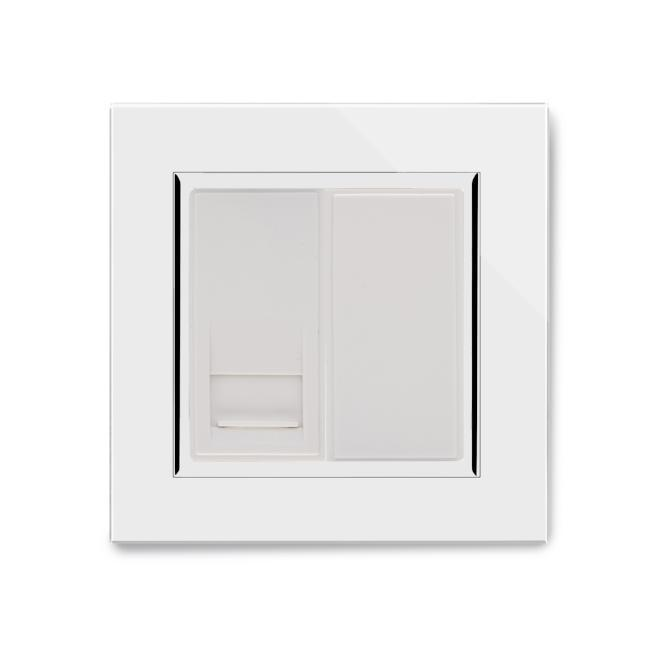 Crystal CT Telephone BT Master Socket