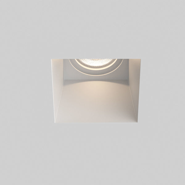 Astro - Blanco Square Fixed - Downlight / Recessed Spotlight