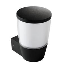 Sorta Outdoor Wall Light - E27 - IP44 - Black