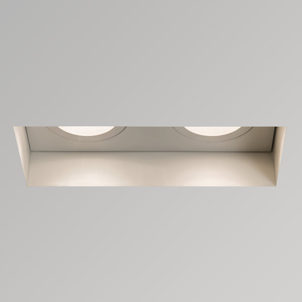 Astro - Trimless Twin Adjustable - Downlight / Recessed Spotlight