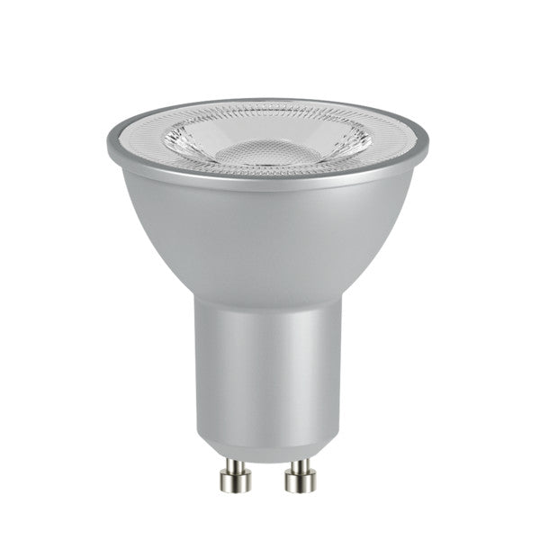 IQ-LED GU10 7W Non-Dimmable LED 2700K, Warm White, 580lm, 120 Degrees