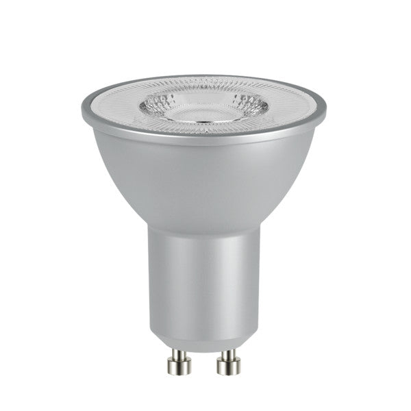 IQ-LED GU10 7W Dimmable LED 4000K, Natural White, 570lm, 120 Degrees