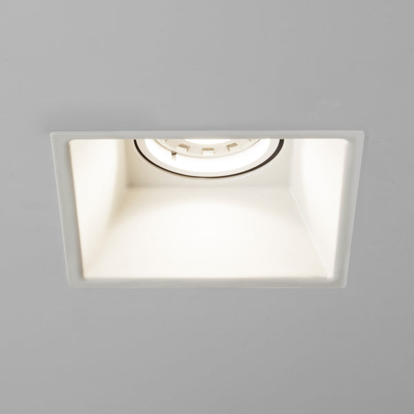 Astro - Minima Square Fixed - Downlight / Recessed Spotlight