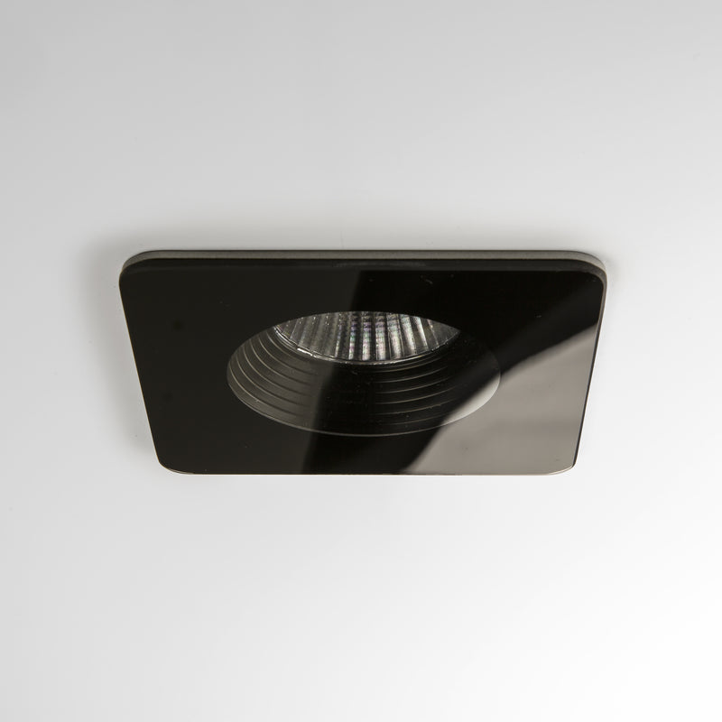 Astro - Vetro Square Fire-Rated - Downlight / Recessed Spotlight