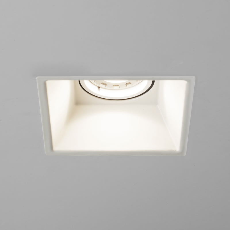 Astro - Minima Square Fire-Rated - Downlight / Recessed Spotlight