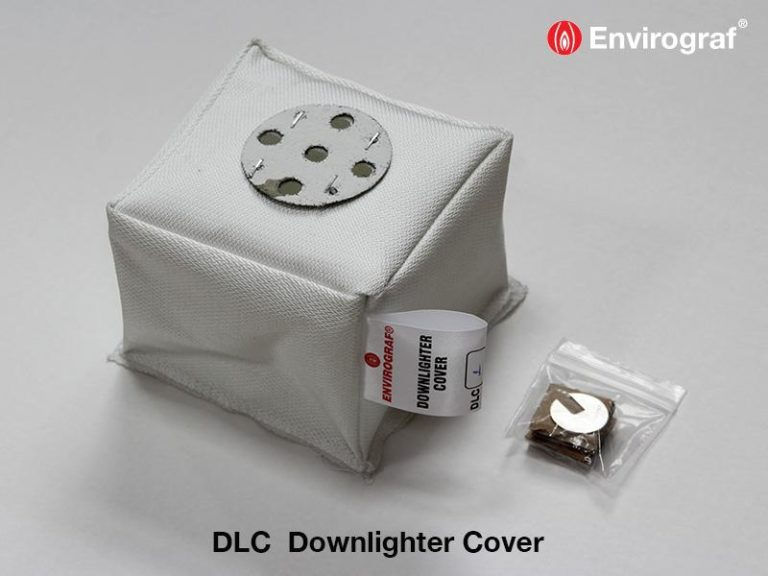 Fire Hood For Downlight 150mm x 120mm