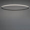 CIRCULAR 864 X LED 63.5  MATT BLACK