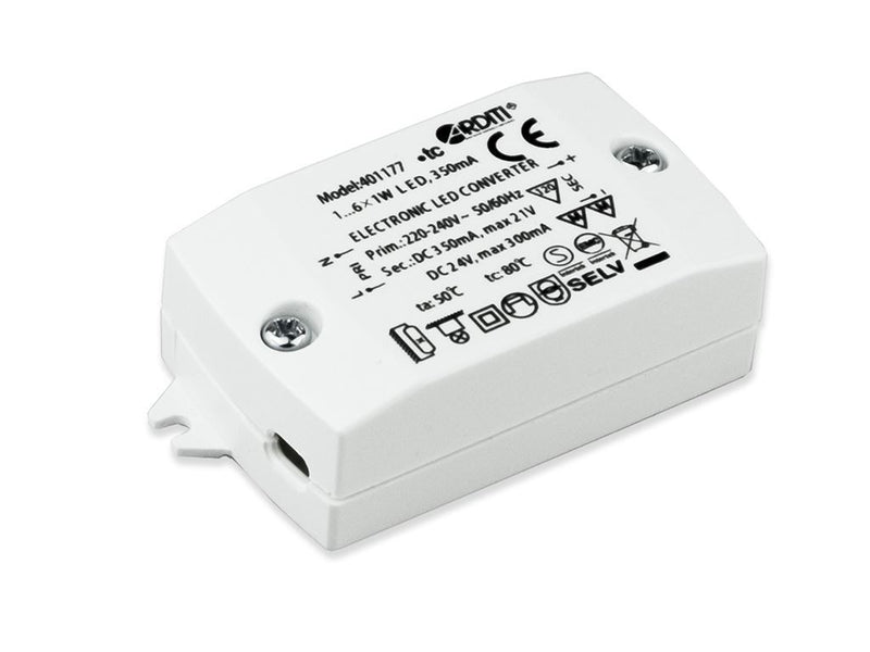 Arditi Constant Current 6W Non Dimmable LED Driver
