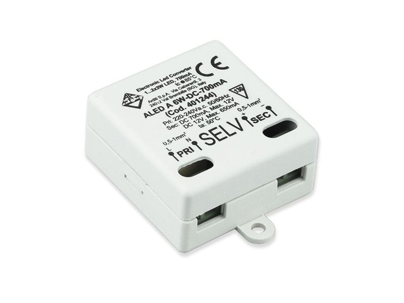Arditi Constant Current 7.2W Non Dimmable LED Driver