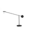 TABLE LAMP INVISIBLE 48 X LED 9  MATT BLACK