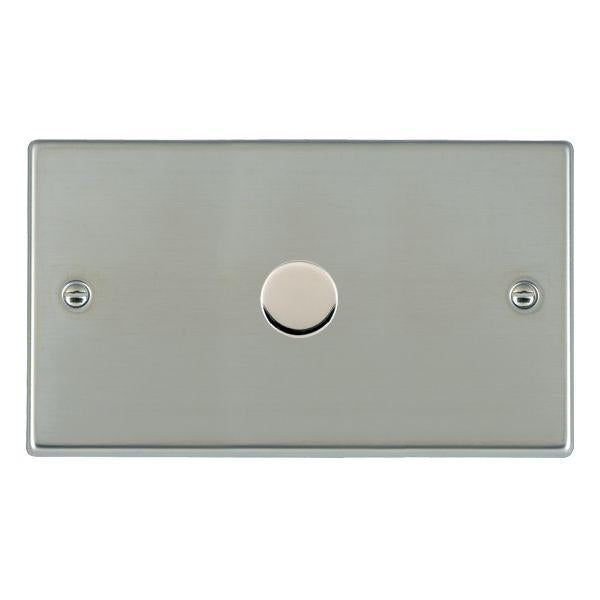 Leading Edge Push On/Off Resistive Dimmers 1 Gang 1000W 2 Way Dimmer