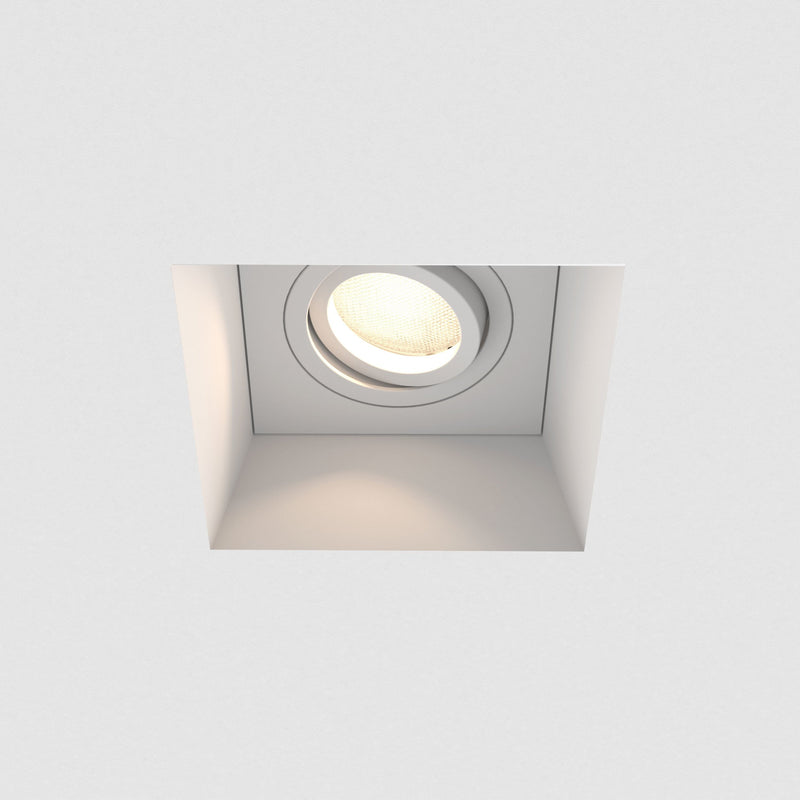 Astro - Blanco Square Adjustable - Downlight / Recessed Spotlight